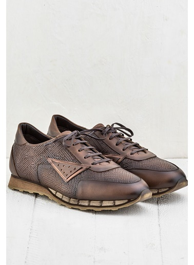 Elle Sneaker Ayakkabı Taba